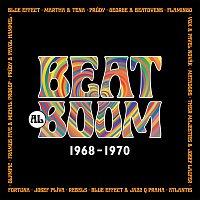 Přední strana obalu CD Beat (Al)Boom 1968-1970