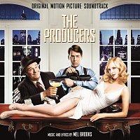 Přední strana obalu CD The Producers (Original Motion Picture Soundtrack) [Borders Exclusive]