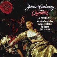 James Galway – Quantz: 4 Concertos