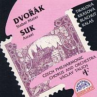 Česká filharmonie, Václav Talich – Dvořák, Suk: Stabat Mater - Asrael