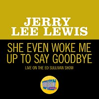 Jerry Lee Lewis – She Even Woke Me Up To Say Goodbye [Live On The Ed Sullivan Show, November 16, 1969]