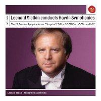 Leonard Slatkin, Joseph Haydn, The Philharmonia Orchestra – Leonard Slatkin Conducts Haydn Symphonies