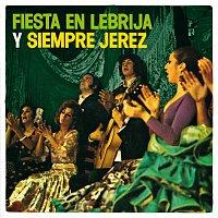 Přední strana obalu CD Fiesta En Lebrija Y Siempre Jerez