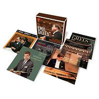 Emil Gilels, Johann Sebastian Bach – Emil Gilels - The Complete RCA and Columbia Album Collection