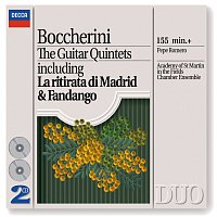 Pepe Romero, Academy of St. Martin in the Fields Chamber Ensemble – Boccherini: The Guitar Quintets [2 CDs]