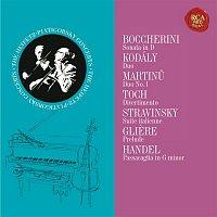 Gregor Piatigorsky, Igor Stravinsky, Jascha Heifetz – Heifetz and Piatigorksy: The Duo Collection - Heifetz Remastered