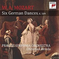 Prague Sinfonia Orchestra & Christian Benda – Mozart: Six German Dances, K. 509