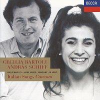Cecilia Bartoli, András Schiff – Cecilia Bartoli - Italian Songs