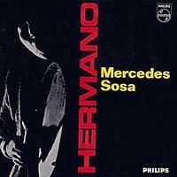Přední strana obalu CD Hermano