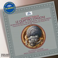 The English Concert, Trevor Pinnock – Vivaldi: The Four Seasons; Concerto for Oboe & Violin RV 548; Concerto for 2 Violins RV 516