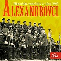 Alexandrovci – Historické nahrávky z roku 1960