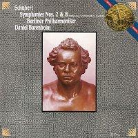 "Daniel Barenboim – Schubert: Symphony No. 2 in B-Flat Major, D. 125 & Symphony No. 8 in B Minor, D. 759 ""Unfinished"""