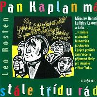 Různí interpreti – Rosten: Pan Kaplan má stále třídu rád