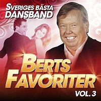 Various  Artists – Sveriges Basta Dansband - Berts Favoriter Vol. 3