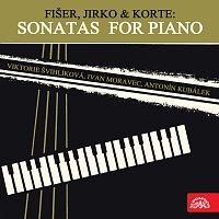 Fišer, Jirko, Korte: Sonáty pro klavír
