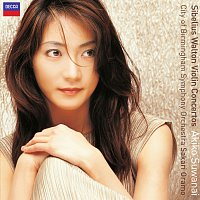 Přední strana obalu CD Sibelius & Walton Violin Concertos