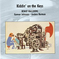 Přední strana obalu CD Kiddin' On The Keys