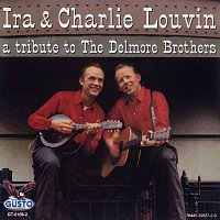 Přední strana obalu CD A Tribute To The Delmore Brothers