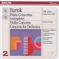 Stephen Kovacevich, Henryk Szeryng, London Symphony Orchestra, Bernard Haitink – Bartók: The Piano Concertos; Violin Concerto No.2; Concerto for Orchestra