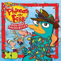 Různí interpreti – Phineas And Ferb Holiday Favourites