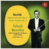Yehudi Menuhin – Bartók: Violin Concerto No. 2 & Violin Sonata No. 1