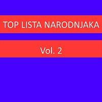 Různí interpreti – Top lista narodnjaka Vol.2