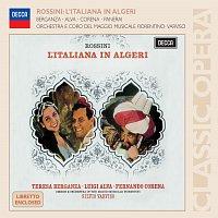 Teresa Berganza, Luigi Alva, Rolando Panerai, Fernando Corena, Silvio Varviso – Rossini: L'Italiana in Algeri