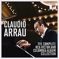 Claudio Arrau, Johann Sebastian Bach – Claudio Arrau - The Complete RCA Victor and Columbia Album Collection