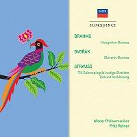 Fritz Reiner – Brahms: Hungarian Dances; Dvorak: Slavonic Dances; R. Strauss: Tod und Verklarung; Till Eulenspiegel