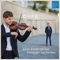 Jonas Zschenderlein, Arcangelo Corelli, Alexander von Heiszen – Pure - Works For Violin and Harpsichord By Bach, Corelli, Von Westhoff & Montanari