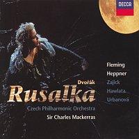 Renée Fleming, Ben Heppner, Czech Philharmonic Orchestra, Sir Charles Mackerras – Dvorák: Rusalka [3 CDs]