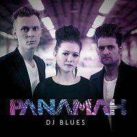 Přední strana obalu CD DJ Blues
