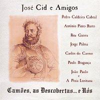 Přední strana obalu CD Camoes, As Descobertas... E Nós