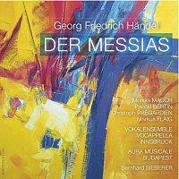 Aura musicale Budapest, Vocappella Innsbruck, Vocappella Innsbruck, Pascal Bertin – Der Messias, Vol. 2 - Oratorium in drei Teilen in englischer Originalsprache