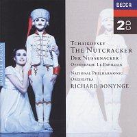 The National Philharmonic Orchestra, London Symphony Orchestra, Richard Bonynge – Tchaikovsky: The Nutcracker/Offenbach: Le Papillon [2 CDs]