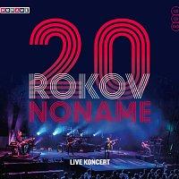 No Name – 20 rokov: Live koncert CD+DVD
