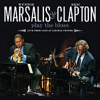 Wynton Marsalis, Eric Clapton – Wynton Marsalis And Eric Clapton Play The Blues Live From Jazz At Lincoln Center