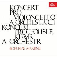 Česká filharmonie/Zdeněk Košler – Martinů: Koncert pro violoncello a orchestr, Koncert pro housle, klavír a orchestr
