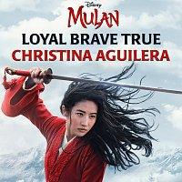 "Christina Aguilera – Loyal Brave True [From ""Mulan""]"