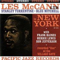 Les McCann Ltd, Stanley Turrentine, Blue Mitchell – Les McCann LTD in New York