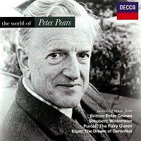Přední strana obalu CD The World of Peter Pears