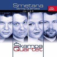 Škampovo kvarteto – Smetana: Smyčcové kvartety č. 1, 2