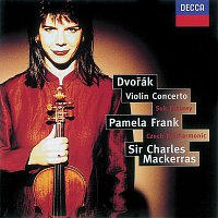Pamela Frank, Czech Philharmonic Orchestra, Sir Charles Mackerras – Dvorák: Violin Concerto; Romance/Suk: Fantasie