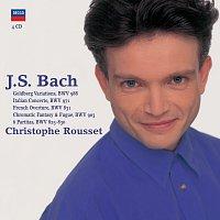 Christophe Rousset – Bach, J.S.: Harpsichord Works