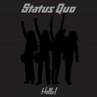 Přední strana obalu CD Hello