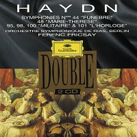"Ferenc Fricsay, RIAS Symphony Orchestra Berlin – Haydn: Symphonies Nos. 44 ""Trauer""; 48 ""Maria Theresia""; No. 95, 98, 100 ""Militar"" & 101 ""Die Uhr"""