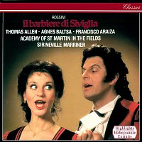 Sir Neville Marriner, Academy of St. Martin in the Fields – Rossini: Il Barbiere di Siviglia (Highlights)