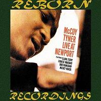 Přední strana obalu CD Live at Newport (HD Remastered)