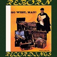 Přední strana obalu CD Go West, Man (HD Remastered)