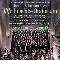 Přední strana obalu CD Weihnachts-Oratorium BWV 248